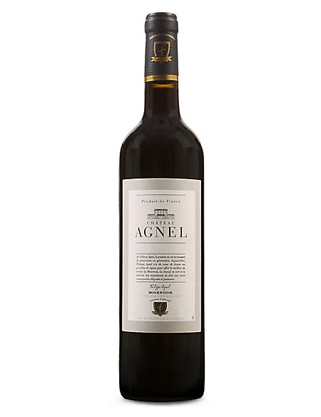 Chateau Agnel Minervois - Case of 6