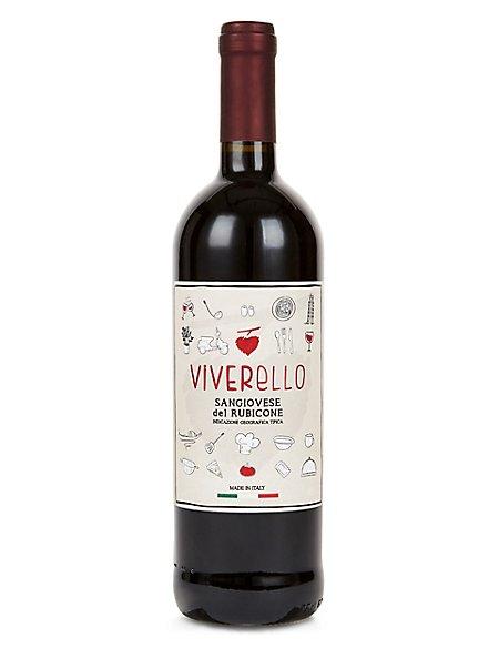 Viverello Sangiovese Del Rubicone - Case of 6