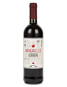 Viverello Sangiovese Del Rubicone - Case of 6