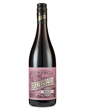 Sun & Air Merlot - Case of 6