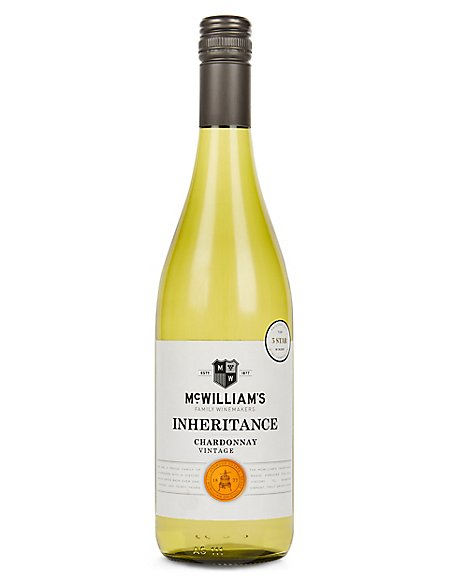 McWilliam's Inheritance Chardonnay - Case of 6