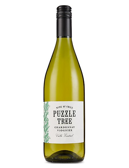 Puzzle Tree Chardonnay Viognier - Case of 6