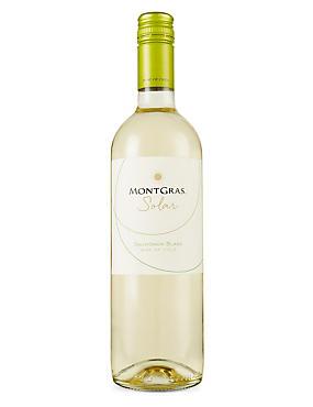 Montgras Solar Sauvignon Blanc - Case of 6
