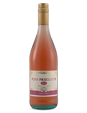 Vino Frizzante Rosé - Case of 6
