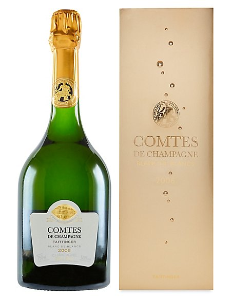 Taittinger Comtes de Champagne - Single Bottle