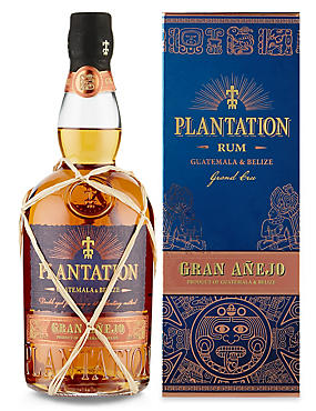 Plantation Gran Anejo Premium Golden Rum - Single Bottle