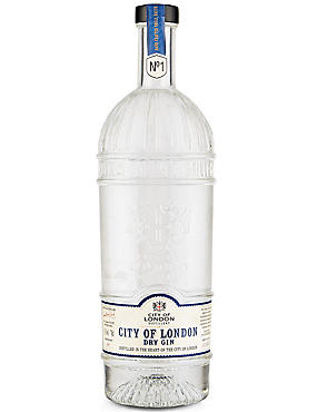 City of London Dry Gin - Single Bottle