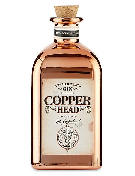 Copperhead Gin - Single Bottle
