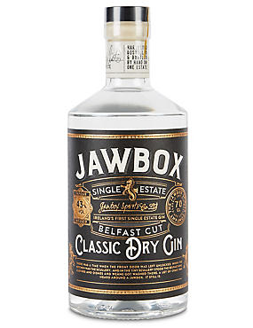 Jawbox Gin - Single Bottle