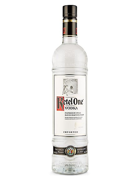 Ketel One Dutch Vodka - Single Bottle