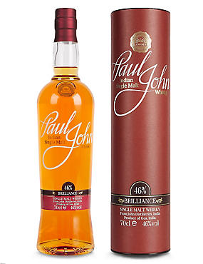 Paul John Indian Single Malt Whisky - Single Bottle