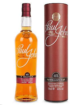 Paul John Indian Single Malt Whisky - Single Bottle