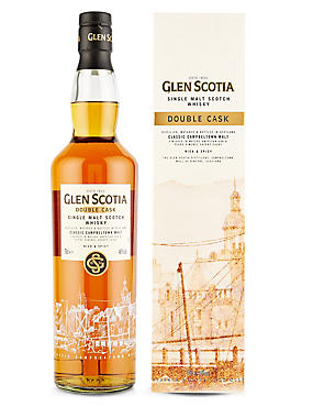 Glen Scotia Double Cask Campbeltown Single Malt Whisky - Single Bottle