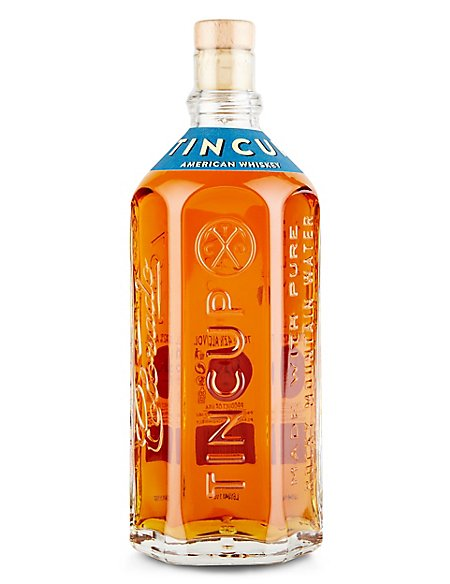 Tin Cup American Whiskey - Single Bottle