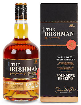 The Irishman Founders Reserve Irish Whiskey - Single Bottle
