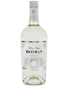 The Botran Premium White Rum - Single Bottle