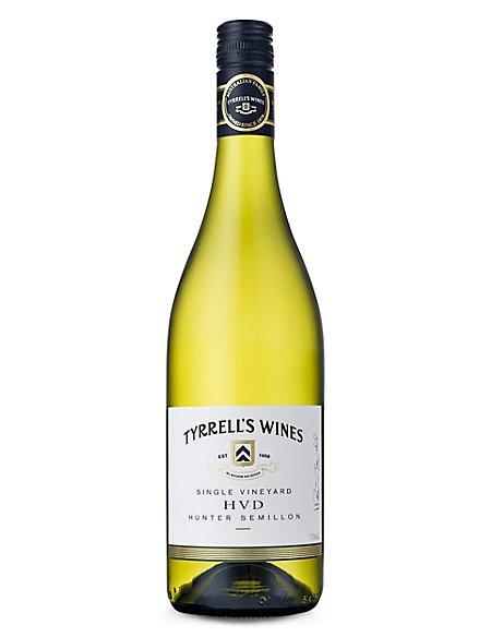 Tyrrell's Single Vineyard HVD Hunter Semillon - Single Bottle