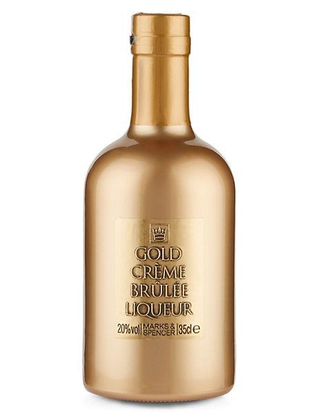 Gold Crème Brulee Liqueur - Case of 6