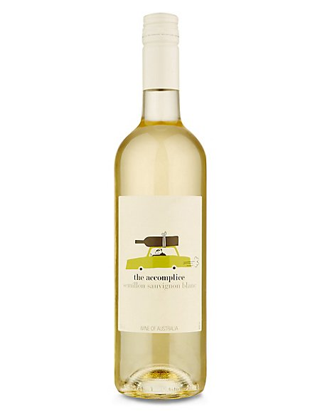 The Accomplice Semillon Sauvignon Blanc - Case of 6