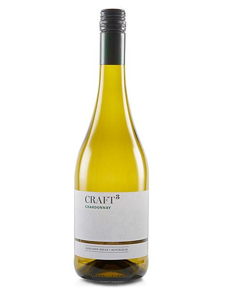 Craft 3 Adelaide Hills Chardonnay - Case of 6