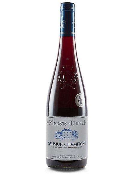 Plessis-Duval Saumur Champigny- Case of 6