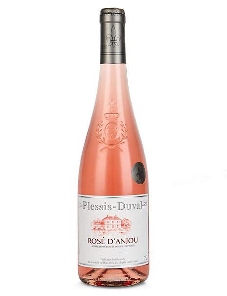 Plessis Duval Rosé D'Anjou - Case of 6