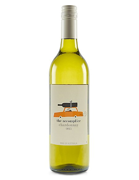 The Accomplice Chardonnay - Case of 6