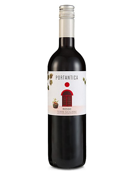 Portantica Nero d'Avola / Nerello Mascalese - Case of 6
