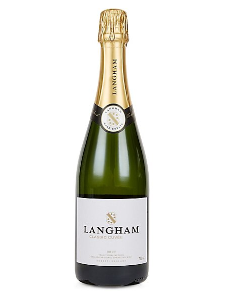 Langham Estate Classic Cuvee Brut - Single Bottle