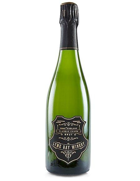 Lyme Bay Classic Cuvee - Single Bottle
