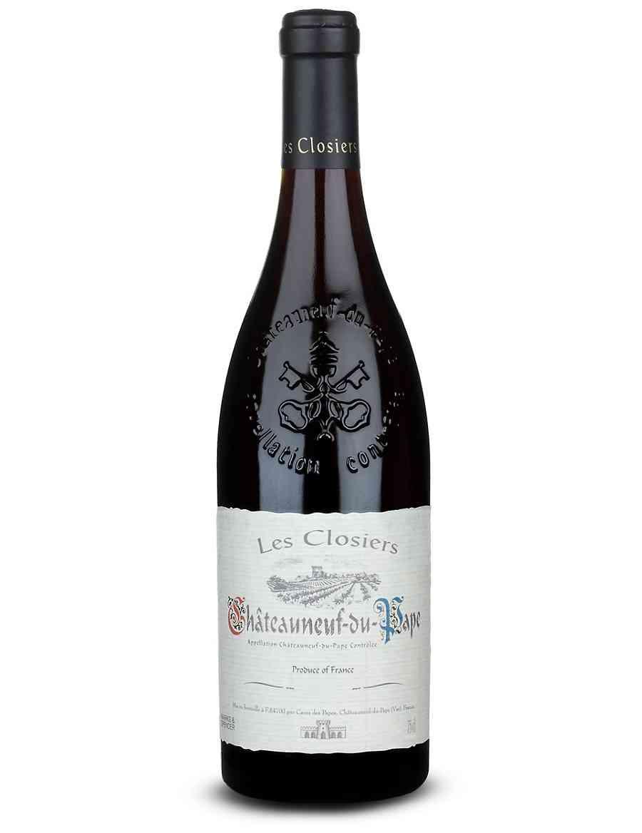 c68634e429 Les Closiers Châteauneuf-du-Pape - Case of 6