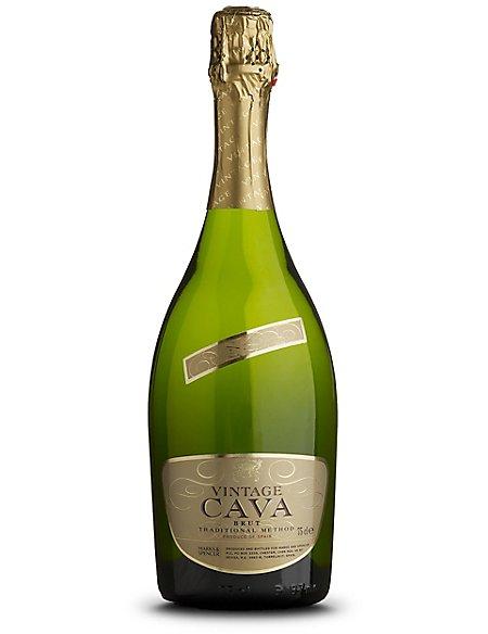 Vintage Cava - Case of 6