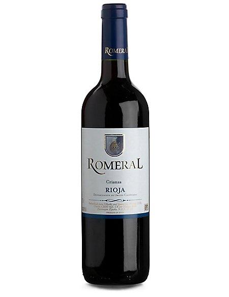 Romeral Rioja Crianza - Case of 6