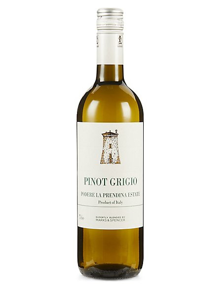 La Prendina Estate Pinot Grigio - Case of 6