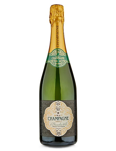 Desroches Brut Champagne - Case of 6
