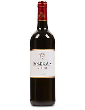 Bordeaux Merlot - Case of 6