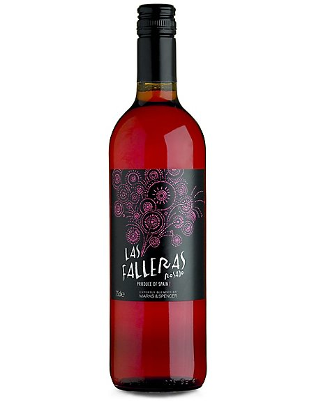 Las Falleras Rosé - Case of 6