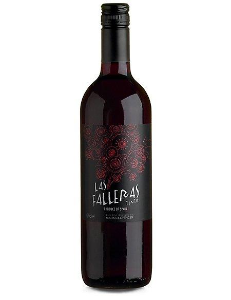 Las Falleras Red - Case of 6