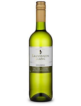 Sauvignon Blanc, Vin de Pays du Jardin de la France - Case of 6