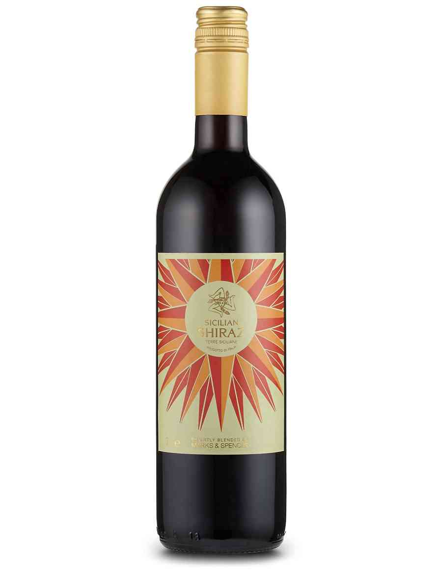 37afafdbbe4d Sicilian Shiraz - Case of 6