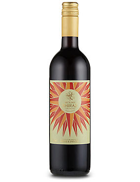 Sicilian Shiraz - Case of 6