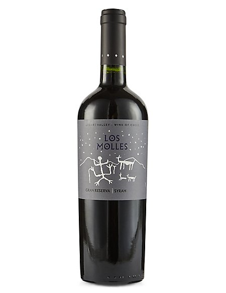 Los Molles Syrah - Case of 6