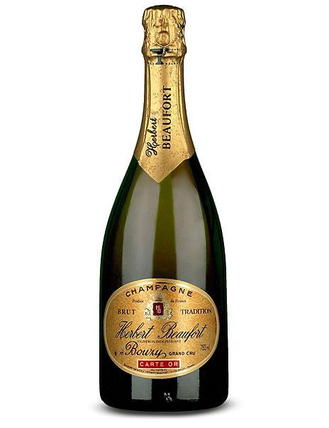 Herbert Beaufort Grand Cru Champagne - Case of 6
