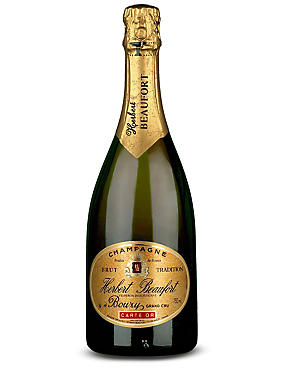 Herbert Beaufort Grand Cru Champagne - Case of 6