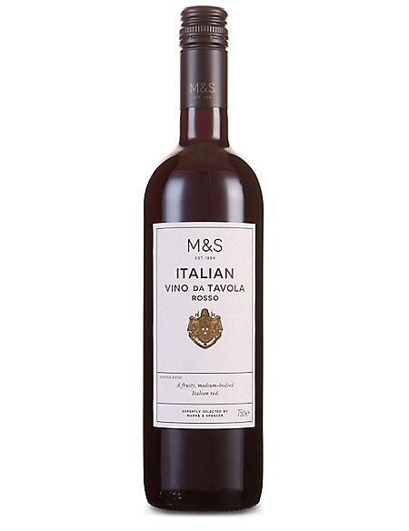 Vino Tavola Rosso - Case of 6