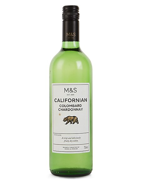 Californian Colombard Chardonnay - Case of 6