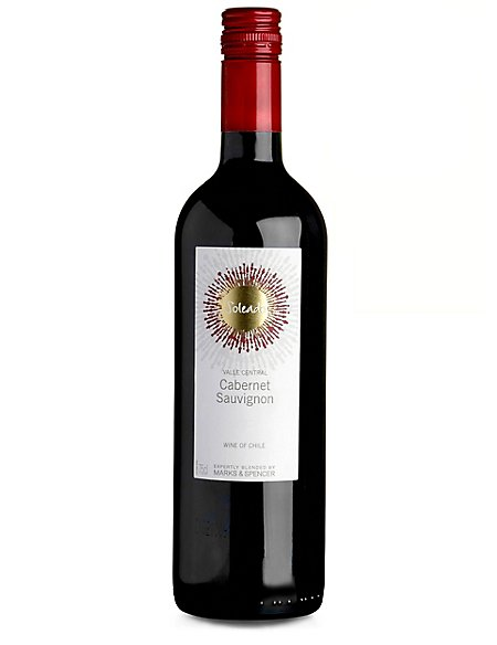Soleado Cabernet Sauvignon - Case of 6