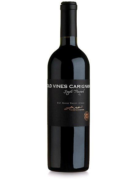 Old Vines Carignan - Case of 6