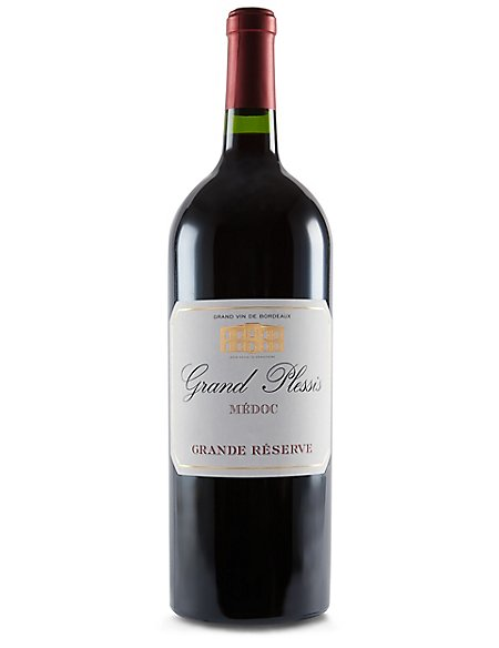 Grand Plessis Magnum - Single Bottle