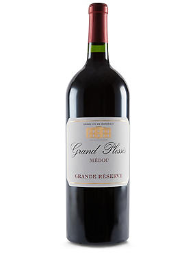 Grand Plessis Magnum - Single Bottle